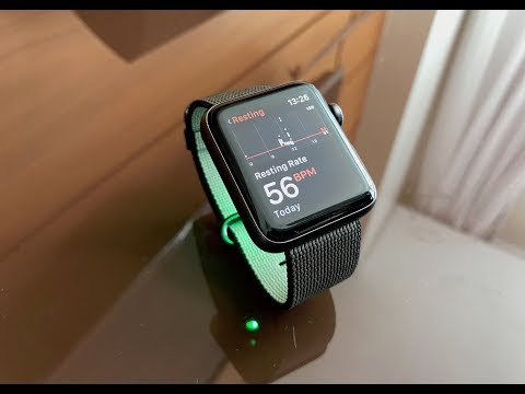 Apple Watch's New Heart Rate - What's New?