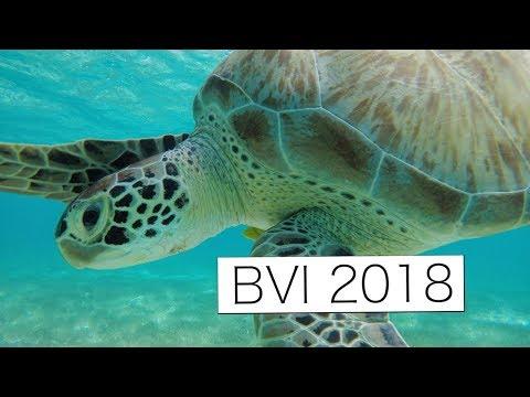 British Virgin Islands 2018 (Post Irma)