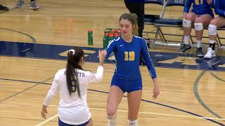 Maple Grove vs. St Michael-Albertville Section High School Volleyball
