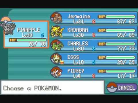 Pokemon Fire Red lp Episode 12 Friendship and lag
