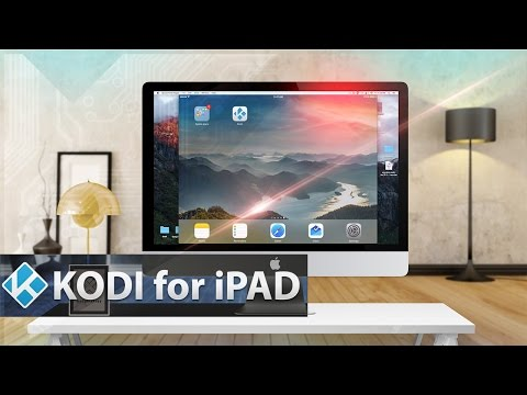 Install Kodi on iOS 10 / 9 for iPad or iPhone without Jailbreak (Easy Way Using Mac)