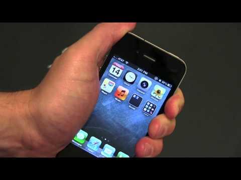 iPhone 4S Death Grip Test