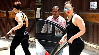 Kareena Kapoor Still Looks CHUBBY Post Delivery   LehrenTV