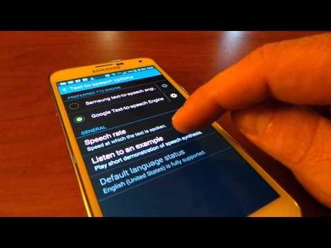 Samsung vs Google: Text to Speech Voices