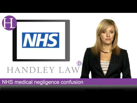 NHS Medical Negligence Confusion for Victims
