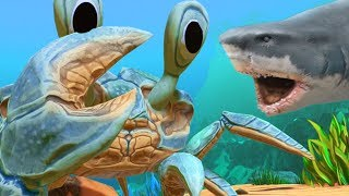 NEW COLOSSAL CRAB! - Feed and Grow Fish - Part 82 | Pungence