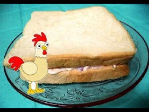 Simple Chicken Sandwich