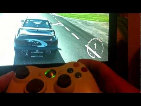 How to Drive using Manual and Clutch on Forza Motorsport 4 'EASY'