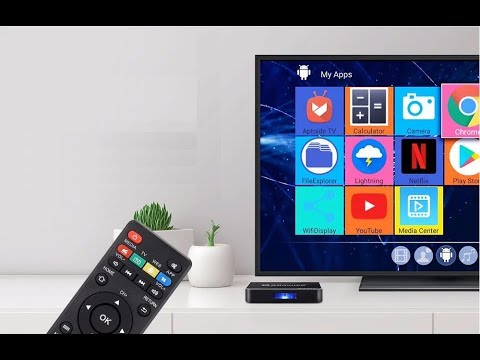 ✅Alfawise A8 - Andriod TV Box Review