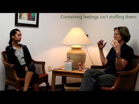 Counseling Tips for Teens: Anger Containment