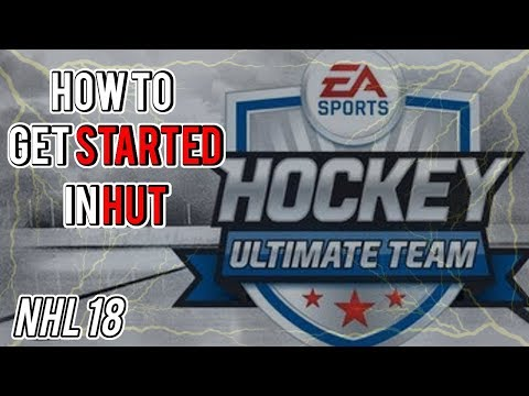 NHL 18 | How to start off in HUT (Guide)