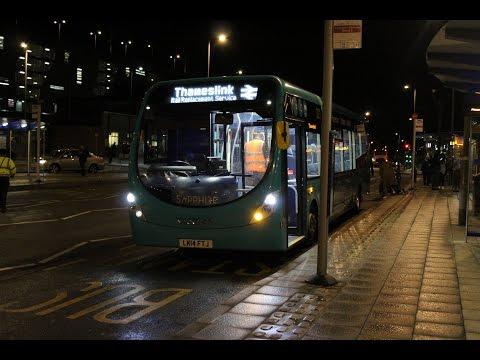 RAIL REP THRASH!   Arriva Midlands   Wright StreetLite   Hitchin to Luton   LK14 FTJ (3657)