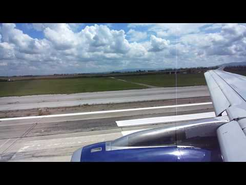 Takeoff from Pisa