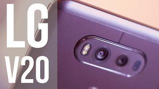 LG V20: qualità, potenza e multimedialità | Recensione