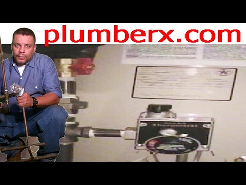 Gas Water Heater Piping