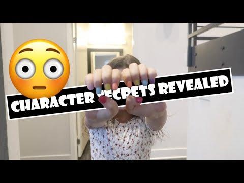 Character Secrets Revealed 😳 (WK 385.5)   Bratayley