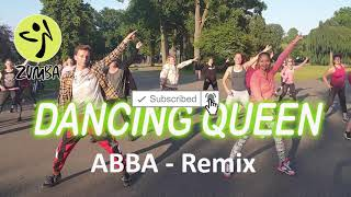 Zumba Dancing Queen Remix   ABBA   Dance Passion   Easy Choreo Zumba Dance workout