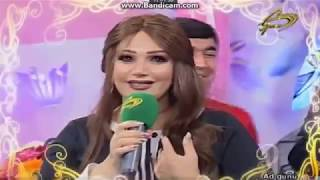 Menzure Musayeva Gozel Ifa Yerde Goyde Bilsin Xit 2018 Space Tv