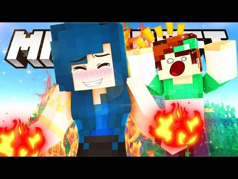 WE GET SUPER POWERS in Minecraft Bed Wars!