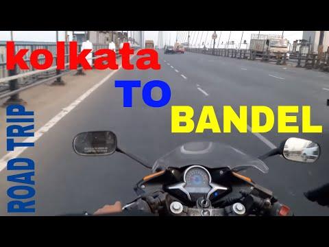 Life in a motorcycle roadtrip- Kolkata to Bandel to Kolkata