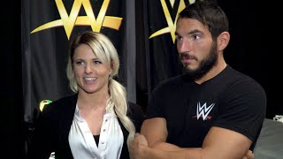 WWE PC recruit Candice LeRae reveals why you never give up on your dreams