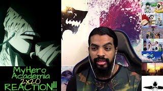 My Hero Academia 2x25 REACTION/REVIEW!!!