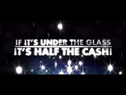 Necker's Inside the Glass SALE! Video created to promote sales event