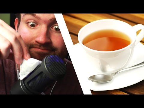 Irish Man Does ASMR - How To Make A Cup Of Tea | TheSonicScrew