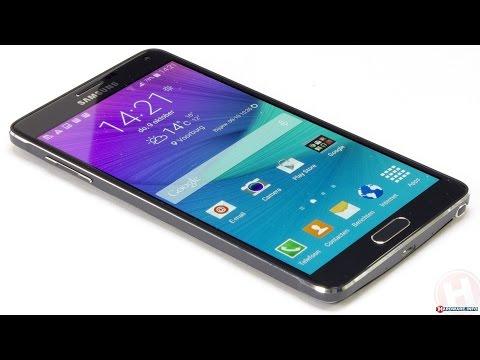 WiFi setup to Samsung Galaxy Note 4, Note 4 edge