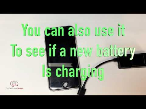 Using PortaPow V3 to Test Phone and Tablet Charging