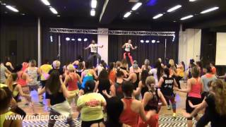 RM Dance Big City Dancing 2014 Zumba / Salsation Maraton Wrocław 2014