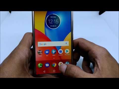 How to set custom ringtone in Moto E4 Plus and Moto E4
