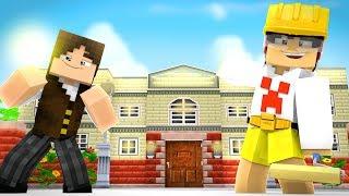 Minecraft Épico #37 - REFORMEI A CASA DO JAZZ SEM ELE SABER !!!