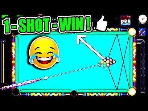 The Best NEW GOLDEN BREAK TRICK in 9 Ball Pool! | Secret Ways to Trick Shot All Balls in 1 Shot!