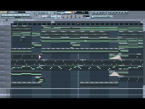 Hip Hop Beat   Fl Studio 9 Beautiful Piano