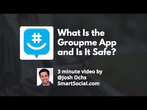GroupMe App Parent Guide by SmartSocial.com
