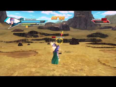 DRAGON BALL XENOVERSE Absolute Zero