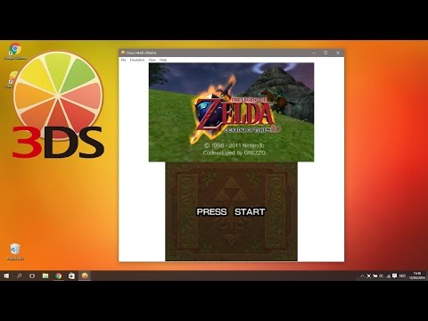 citra 3ds emulator 32 bit