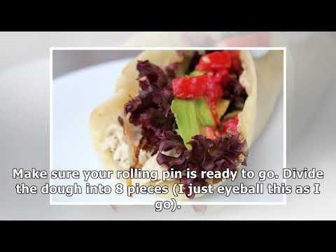 Gluten Free Naan Bread Recipe - Flat Bread or Pita Bread