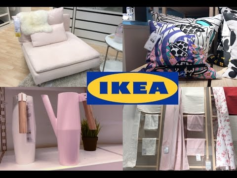 IKEA! SHOP WITH ME 2017 + HAUL!!!