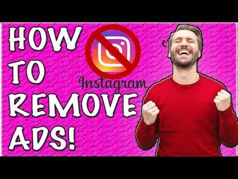How To Remove ADS From Instagram ++!!