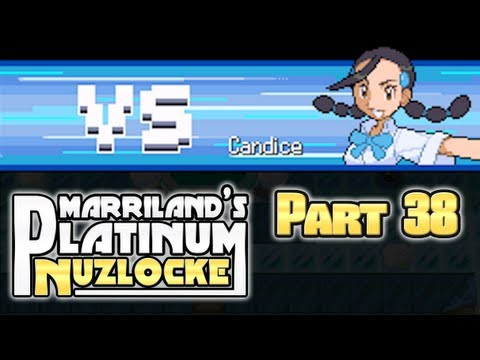 Pokémon Platinum Nuzlocke, Part 38: You Can't Miss Candice!