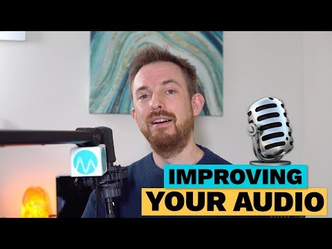 Improving Your Audio (Your Feedback Wanted)