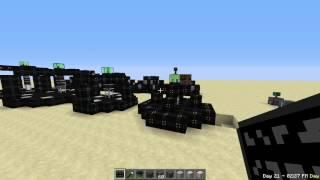 Distilled Void Mining (FTB Continuum Let's Play Ep  19)