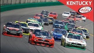 NASCAR XFINITY Series- Full Race -Alsco 300
