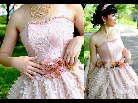 DIY: Prom Dress