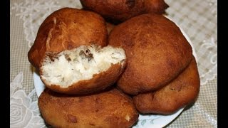 mangalore buns / banana buns / banana puri recipe   ಮಂಗಳೂರು ಬನ್ಸ್ ಮಾಡುವ ವಿಧಾನ