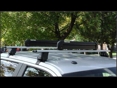 Rhino Ski/Snowboard Carrier Installation