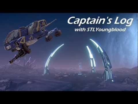 Planetside 2: Captain's Log - Key Bindings