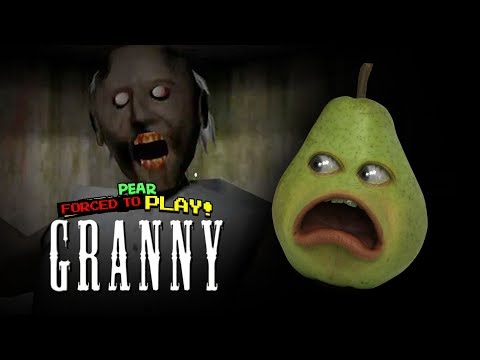 Pear Forced to Play - Granny (With a Baseball Bat!!!) 😨